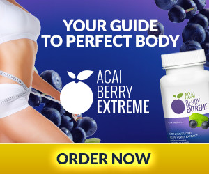 Acai Berry Extreme - weight loss