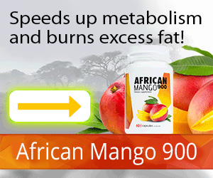 AfricanMango900 - fat burner