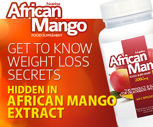African Mango - fat burner