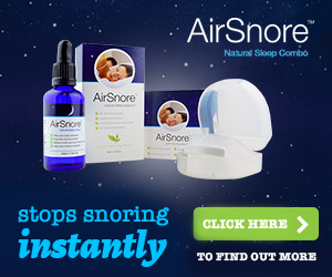 AirSnore - snoring