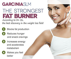 Garcinia SLM - fat burner