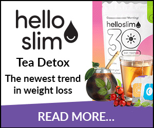 Hello Slim - tea detox