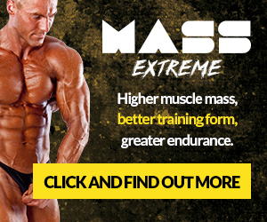 Mass Extreme - bodybuilder