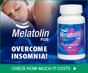 Melatolin Plus - insomnia