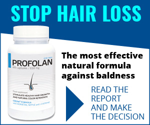 Profolan - hair loss
