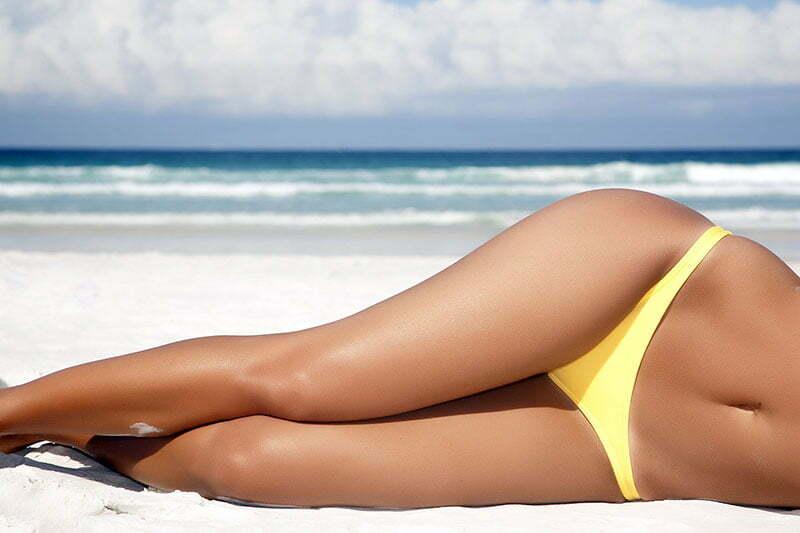 Ursachen und Beseitigung von Cellulite