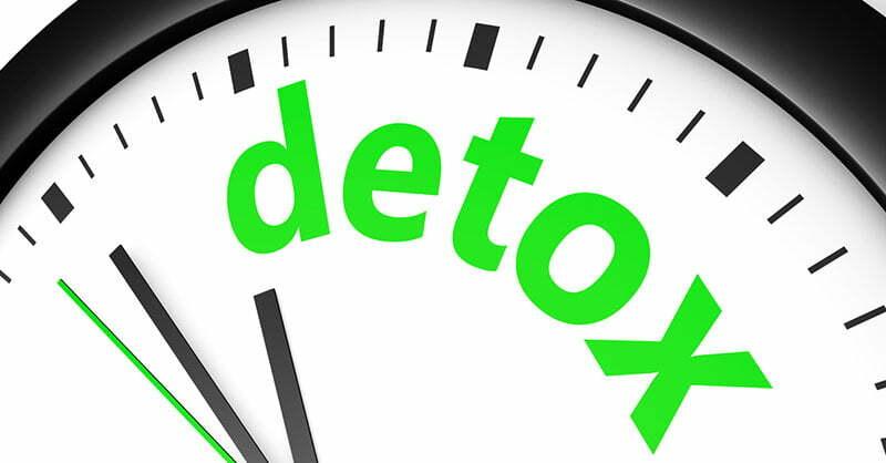 Detoxikace může být nebezpečná