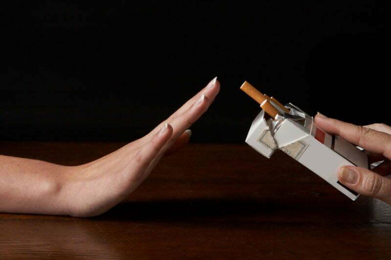 Sigara içmenin neden olduğu hasarı gidermek mümkün müdür?