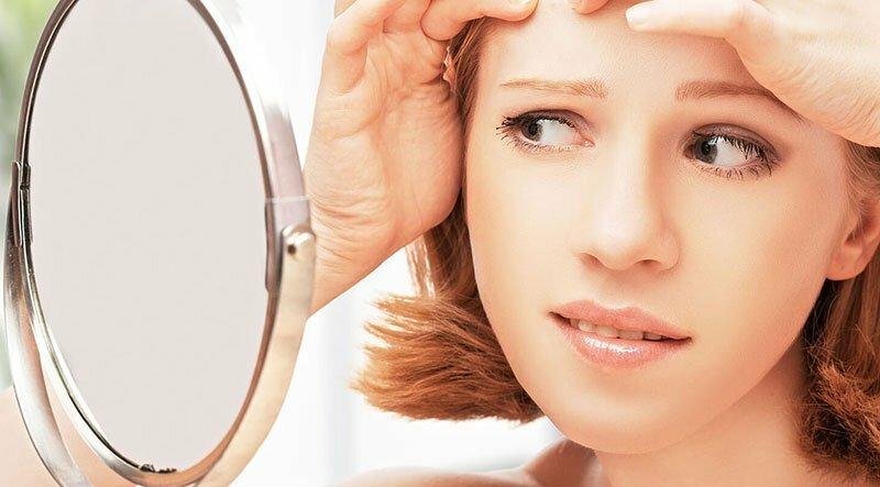 Adulți acnee