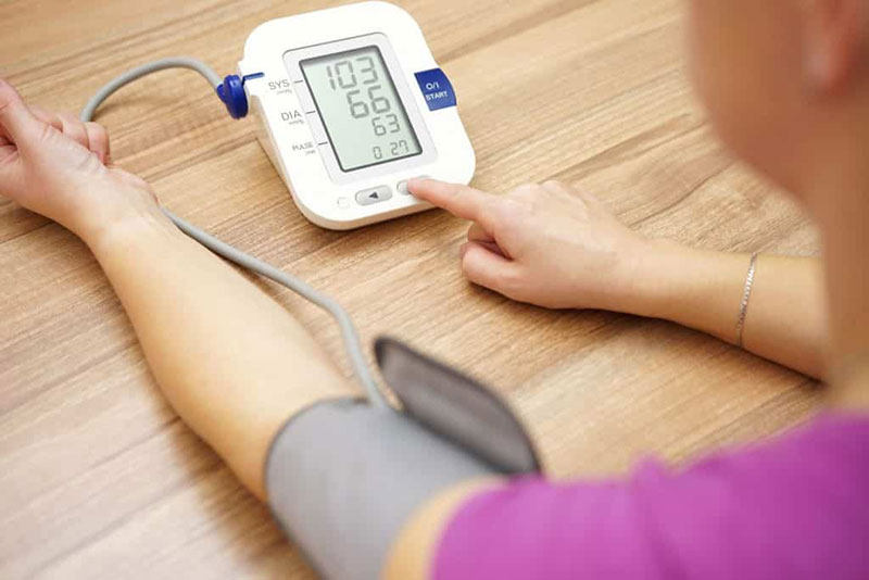 Welke bloeddruk is te laag?