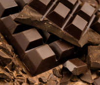 Is eating chocolate healthy?