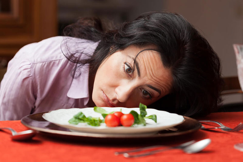 Die Gefahr einer kalorienarmen Diät