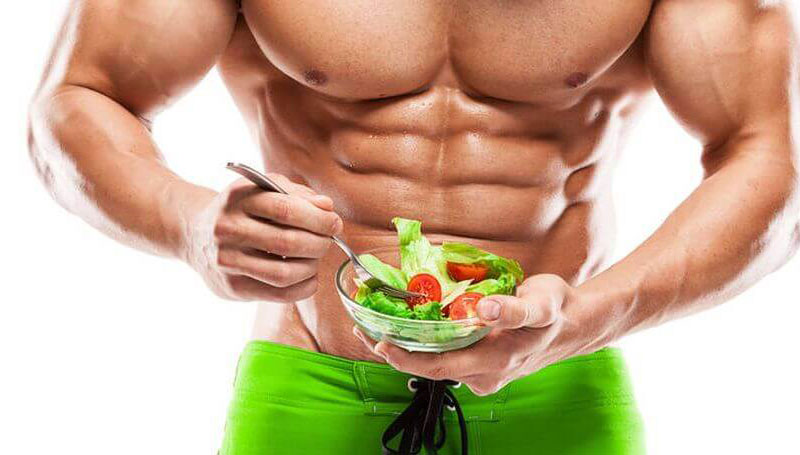 Låg kolhydratdieten för kroppsbyggare