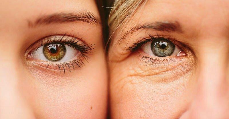 Възможно ли е да подмладите всички области на кожата?
