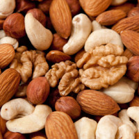 Nuts help in losing weight