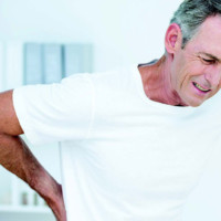 Chronic back pain and omega 3 supplementation
