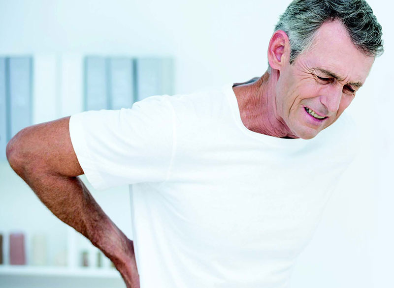 Хронична болка в гърба и добавяне на омега 3
