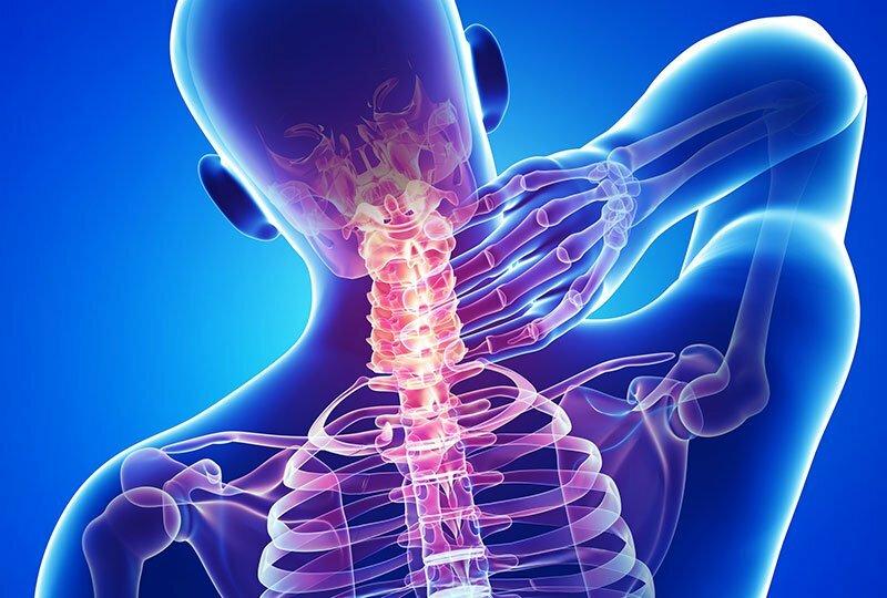 Боль шеи раздражает повседневную жизнь