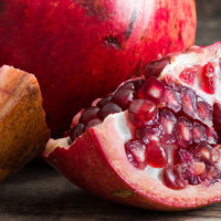 Pomegranate fruit prevents atherosclerosis