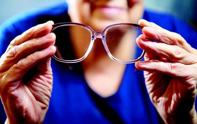 Подкрепа за лечение на катаракта