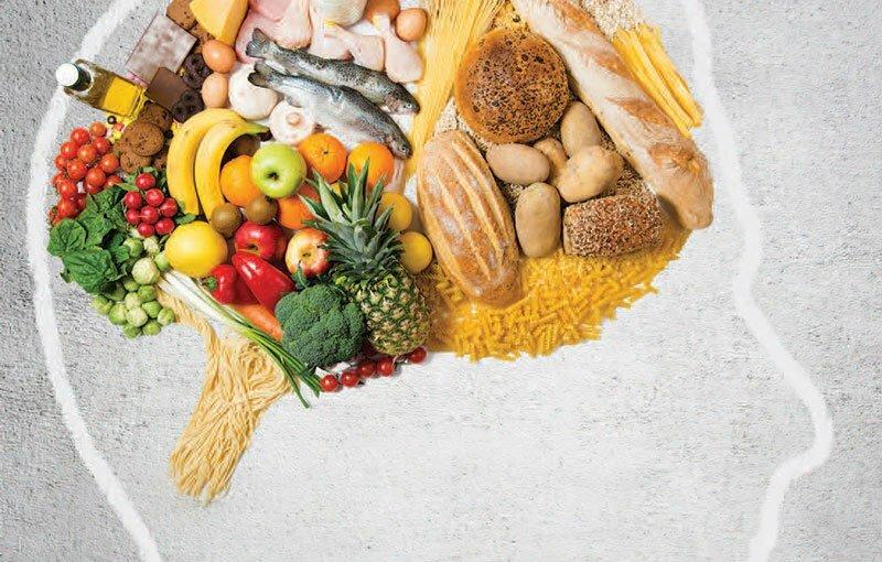 En dårlig kost kan forårsage depression