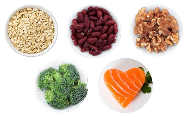 Quels produits réduisent le cholestérol?