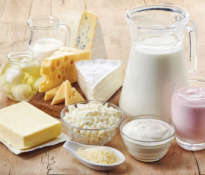 Problems with digestion of lactose