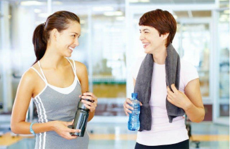Cvičenie športovej a intestinálnej bakteriálnej flóry