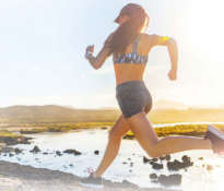 Health benefits from systematic running