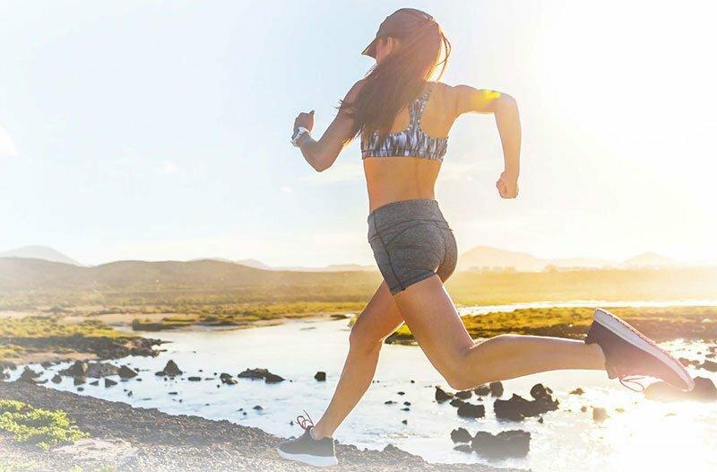 Gezondheid profiteert van systematisch hardlopen