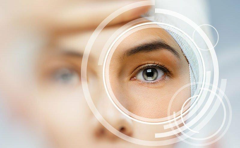 Dobro stanje oči i kože
