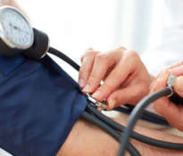 Why does blood pressure rise?
