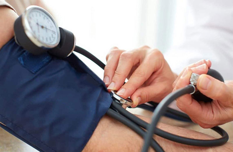 Miksi verenpaine nousee?