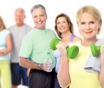 Physical activity regulates the level of sugar