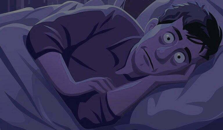 Was sind die Ursachen von Schlafstörungen?