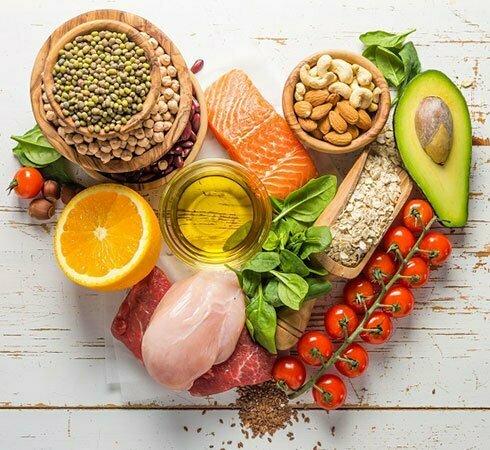 Какво да ядем, за да имаме здраво сърце?