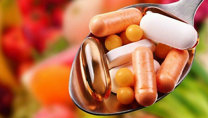 Sedef hastalığı tedavisi için diyet takviyeleri