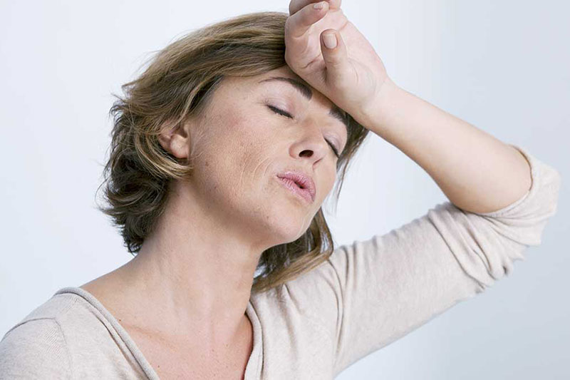 Menopause and Laminine usage